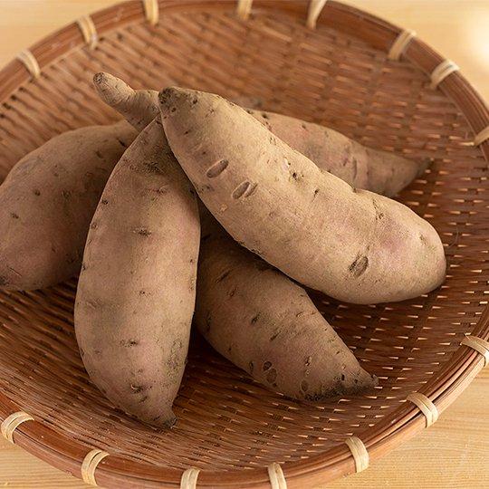 山本さんのさつま芋(品種:シルクスイート)1kg(農薬不使用・無化学肥料栽培)