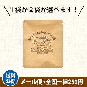 【メール便】岩下珈琲 チウデイ・アラビカ ドリップバッグ10g(農薬不使用コーヒー・インドネシア産)