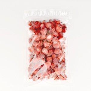 工藤さんの冷凍イチゴ(農薬・化学肥料不使用) 500g前後【冷凍】