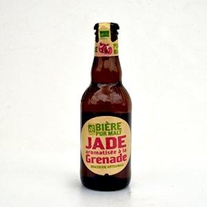 【ビオビール】ジェード・オーガニック グレナード 250ml