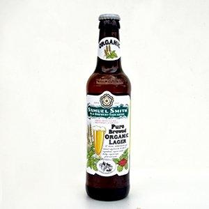 【オーガニックビール】サミエルスミス・オーガニック ラガー 355ml
