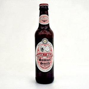 【オーガニックビール】サミエルスミス・オーガニック ペールエール 355ml