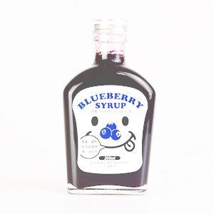 ブルーベリーシロップ200ml ikushiro.・化学添加物不使用