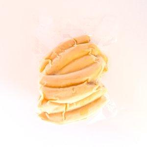 舩水さんの冷凍バナナ(農薬・肥料不使用栽培)約500g【冷凍】