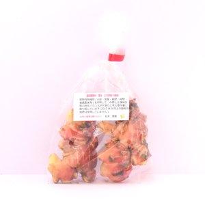 石本農園の赤芽大生姜(一袋約160g) 農薬・化学肥料不使用