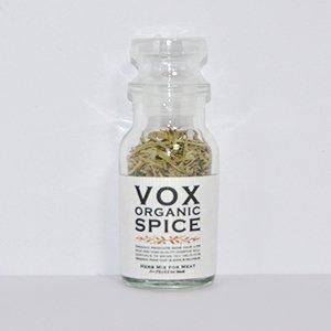 VOX オーガニック ハーブミックス forMeat 10g (瓶入り)