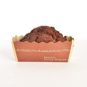 ショコラパウンドケーキ 1個(化学添加物不使用)【冷凍】