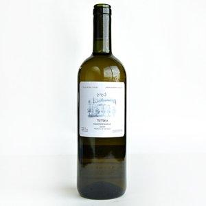 【酸化防止剤・無添加】ビオワイン【白】ラマズ・ニコラゼ /ツィツカ (アンフォラ造り) 750ml