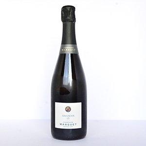 ビオワイン【スパークリング白】シャンパ—ニュ・マルゲ/エクストラ・ブリュット シャーマン グラン・クリュ 750ml