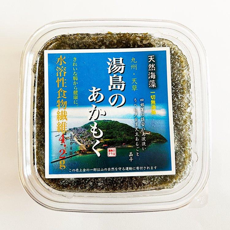 湯島の天然あかもくトーロ 90g【冷凍】 (九州・熊本県湯島産)