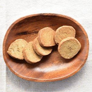 自然栽培の米ぬかクッキー  60g