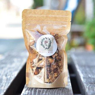 椿さんのグラノーラ(みそ)50g 自然栽培米使用