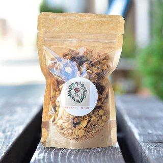 椿さんのグラノーラ(きなこ)50g グルテンフリー・自然栽培米使用