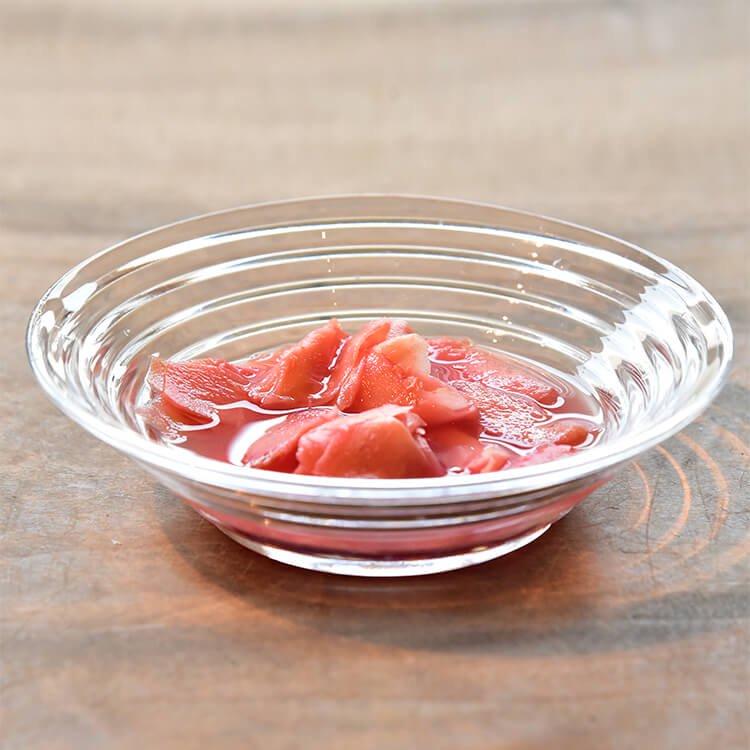 赤芽しょうがの梅酢漬け 50g