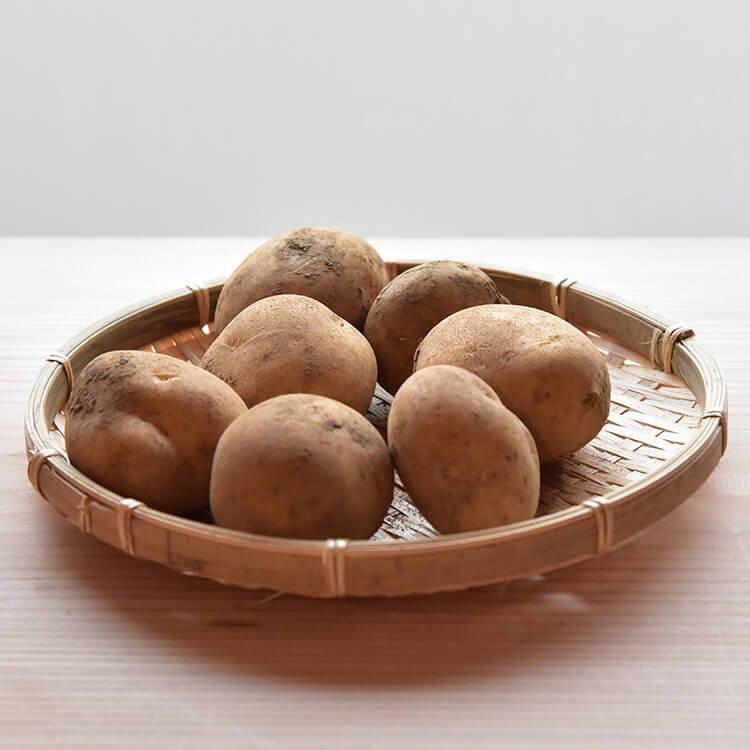 森田さんのジャガイモ(自然栽培)500g