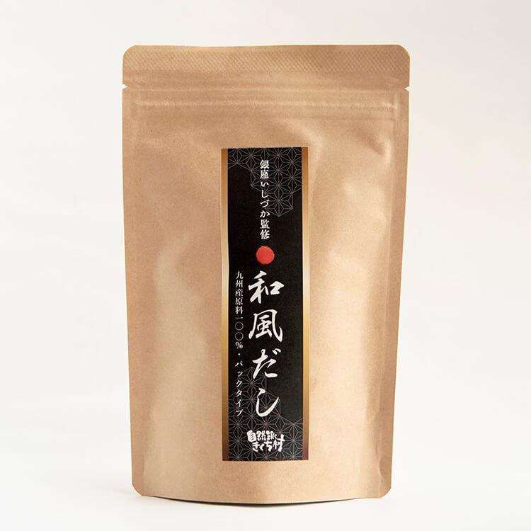 和風だし「九州産天然素材使用」銀座いしづか監修 (10g×10パック入り)