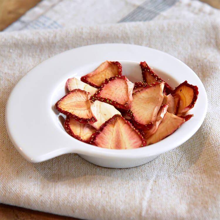 伊藤農園の有機いちごチップス(有機栽培)10g