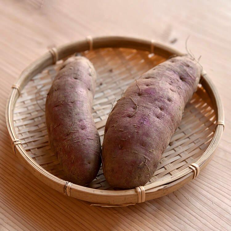 たから農園の紫いも (農薬・化学肥料不使用) 500g