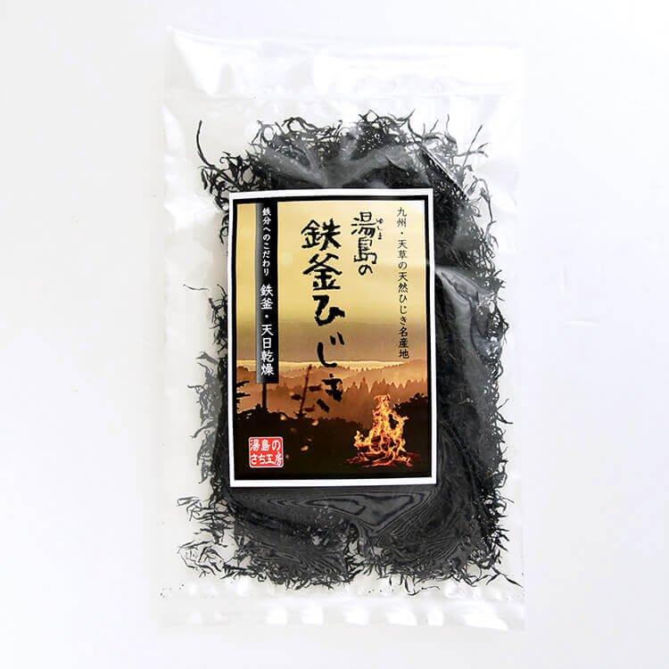 湯島の鉄釜ひじき 30g