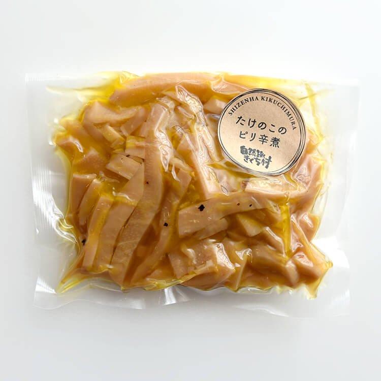 竹の子のピリ辛煮 130g【冷凍】