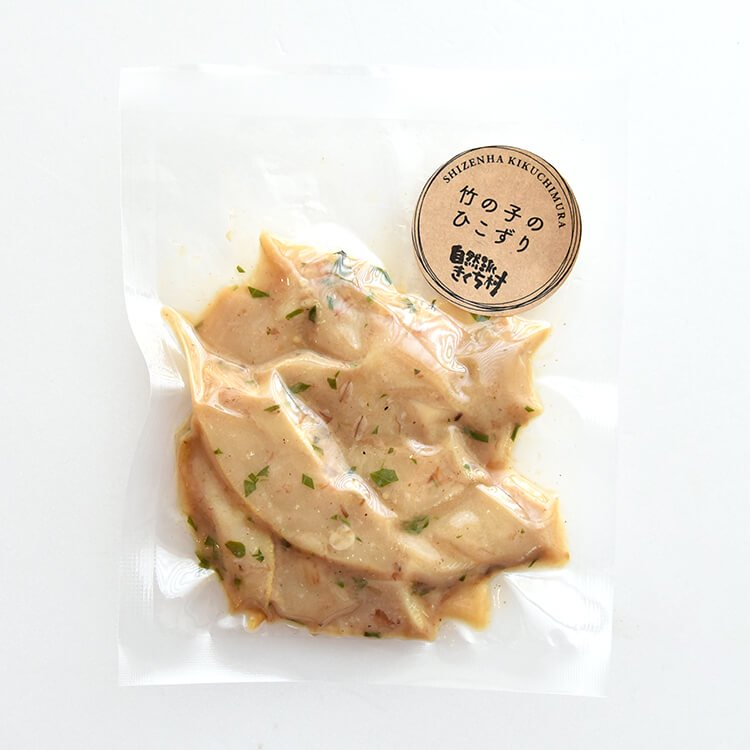竹の子のひこずり(味噌炒め) 130g【冷凍】