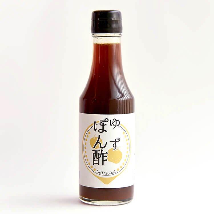 きくち村のゆずポン酢 200ml