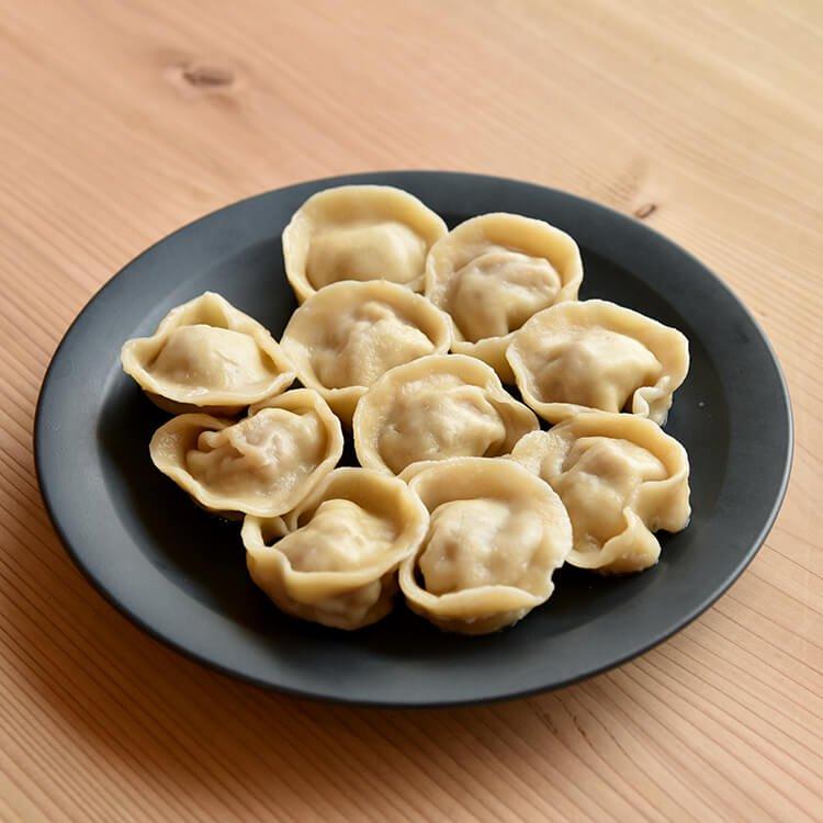 走る豚の水餃子(SUMI×自然派きくち村) 10個入り【冷凍】