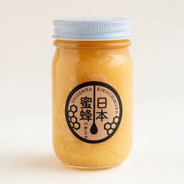 樋口さんの日本蜜蜂ハチミツ(非加熱) 200g