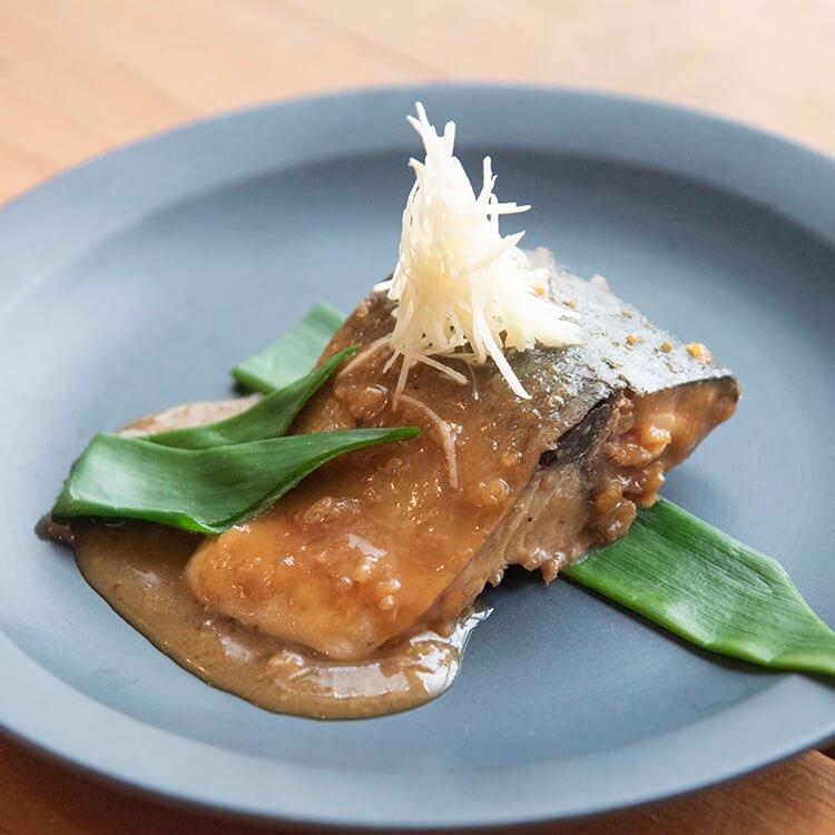 鯖の玄米みそ煮【冷凍】