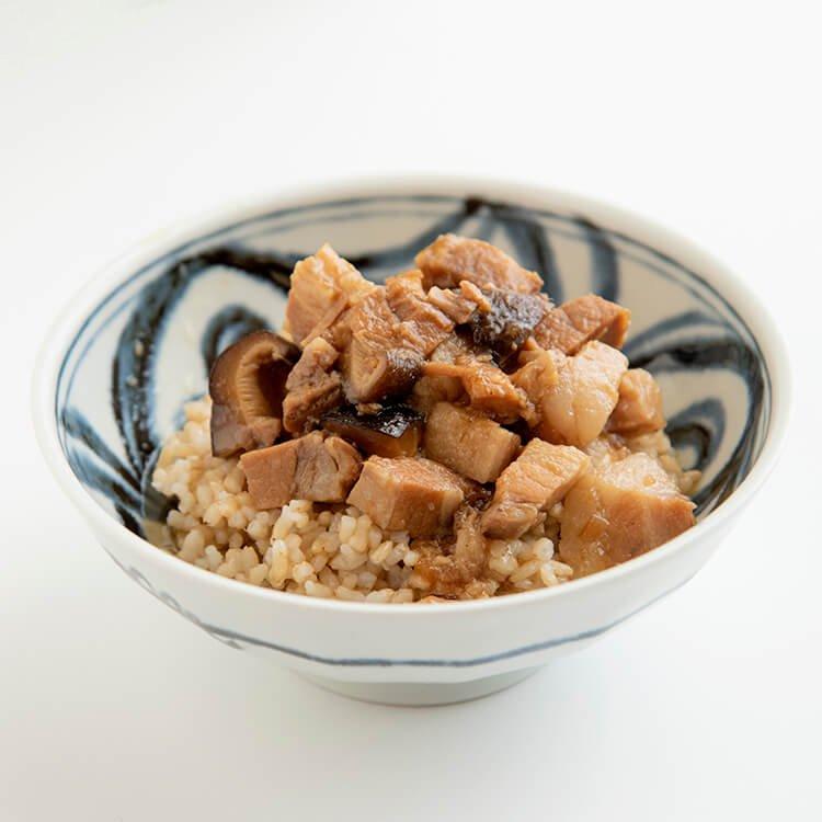 走る豚のルーロー飯の素(SUMI×自然派きくち村) 110g【冷凍】