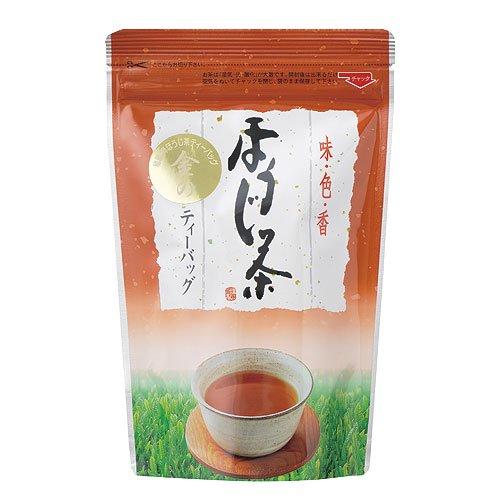 旭志園 ほうじ茶ティーバッグ(自然栽培) 80g(4g×20包)