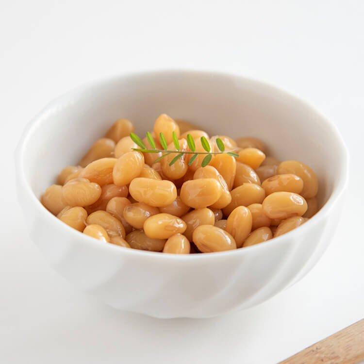 郷乃恵のざぜん豆(自然栽培フクユタカ使用) 100g【冷凍】