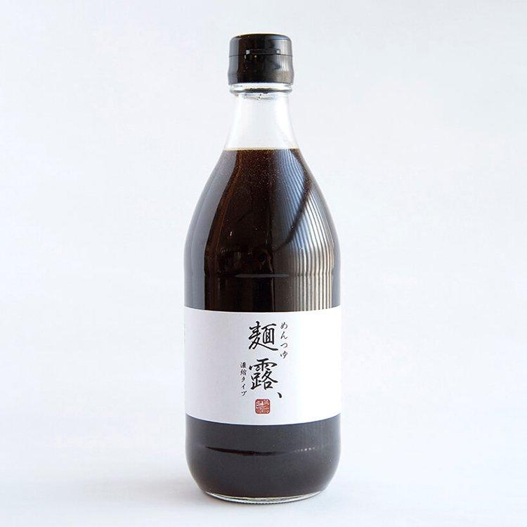 きくち村のめんつゆ 麺露(濃縮タイプ)500ml