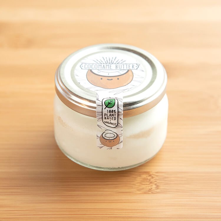 ナチュラルジャンクフード ココマメバター ココナッツ風味(瓶)90g