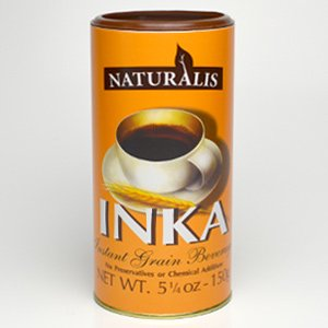 NATURALIS INKA「粉末穀物コーヒー」150g