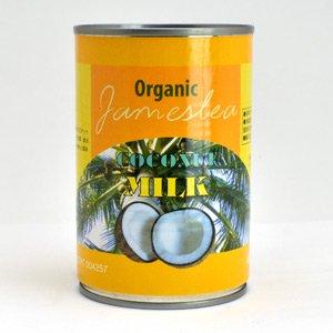 オーガニックココナッツミルク400ml(スリランカ産)