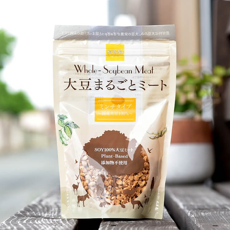 KaRuNa 大豆まるごとミート ミンチタイプ100g