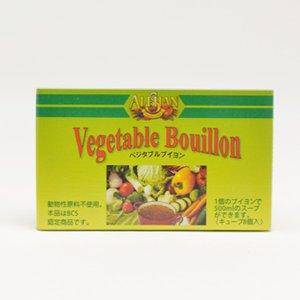 ALISHAN ベジタブル・スープブイヨン 11g×8個入り