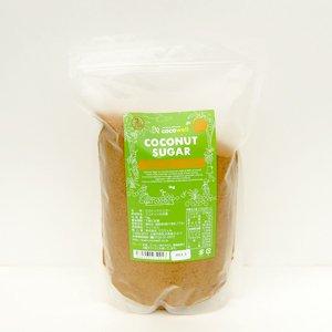 ココウェル ココナッツシュガー 1kg(フィリピン産・農薬不使用栽培)