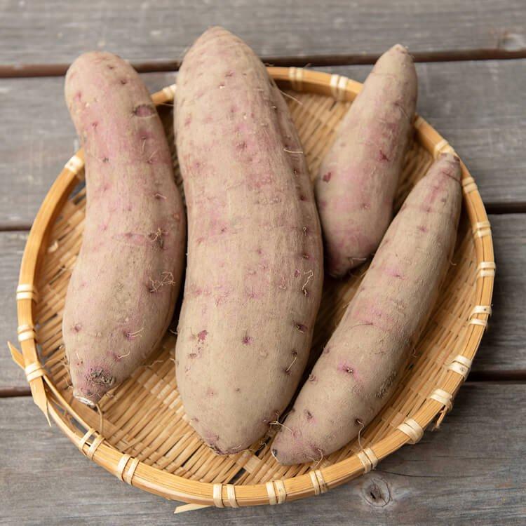 冨田さんちの自然栽培『紅はるか』1kg 11/6(金)発送分