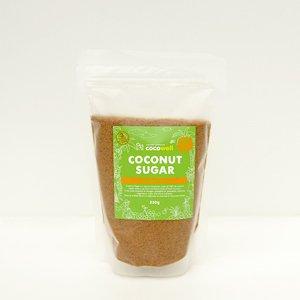 ココウェル ココナッツシュガー 250g(フィリピン産・農薬不使用栽培)
