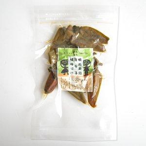 明石農園のピリッと青唐辛子の味噌漬け(阿蘇産山・自然農法)50g