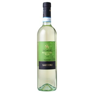 ビオワイン【白】サルトーリ ソアーヴェ オーガニック 750ml
