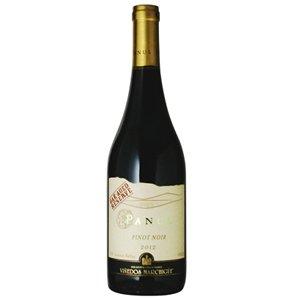ビオワイン【赤】エラスリス・オバリェ パヌール ピノ・ノワール リザーヴ オーク・エイジド 750ml