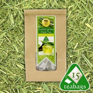 いしはら農園「レモングラスティー」ティーバッグ2g×15pc入(農薬・化学肥料不使用栽培)