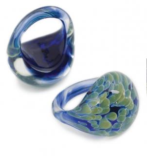 Gorilla Glass ゴリラグラス Zoa Ring  ゾアフィンガーリング