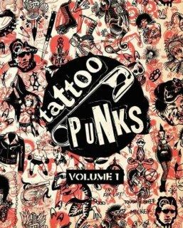 TATTOO PUNKS VOLUME1 パンク タトゥーデザイン本