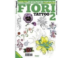 イタリア直輸入 花 フラワー 全329種 第二弾 タトゥー タトゥーデザイン本