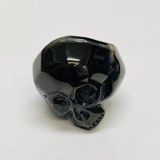 スカル バイカーリング 指輪