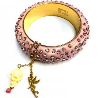 Disney Couture Tinker Bell Charm Bangle ティンカーベル バングル